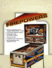 Firepower II Sales Brochure